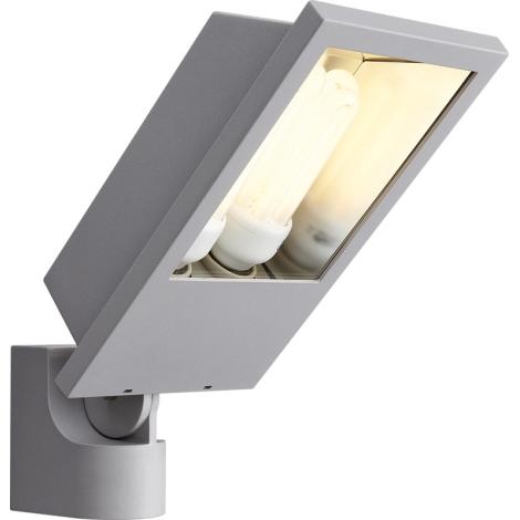 Philips 17515/87/16 - Kültéri fali lámpa MYGARDEN BOTANIC 2xE27/23W/230V