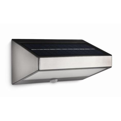 Philips 17811/47/16 - Solár LED lámpa érzékelős MYGARDEN GREENHOUSE 1xLED/1,5W/230V