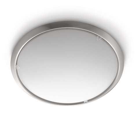 Philips 30050/17/16 - Mennyezeti lámpa CIRCLE 2xE27/75W/230V
