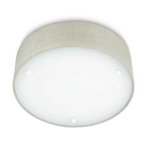 Philips 30175/87/16 - Mennyezeti lámpa MYLIVING VELOUR 2xE27/23W/230V