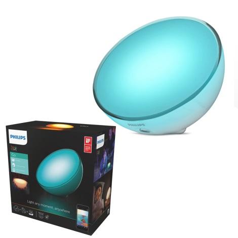 Philips 31152/31/PH - Szabályozható fényerejű asztali lámpa HUE GO 1xLED/6W/RGB