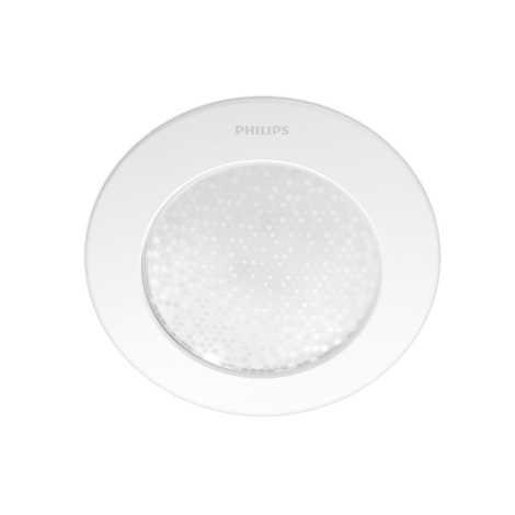 Philips 31155/31/PH - Szabályozható fényerejű beépíthető lámpa HUE PHOENIX 1xLED/5W/230V