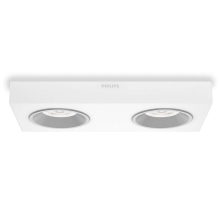 Philips 31212/31/16 - LED spotlámpa INSTYLE QUINE 2xLED/4,5W/230V