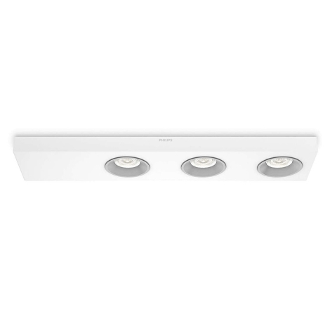 Philips 31213/31/16 - LED spotlámpa INSTYLE QUINE 3xLED/4,5W/230V