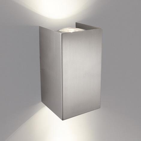 Philips 33012/17/PN - Fali lámpa GABARDINE 2xGU10/50W/230V
