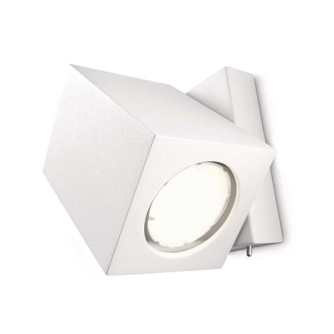 Philips 33218/31/16 - Fali lámpa ECOMOODS EQUI 1xGU10/10W/230V
