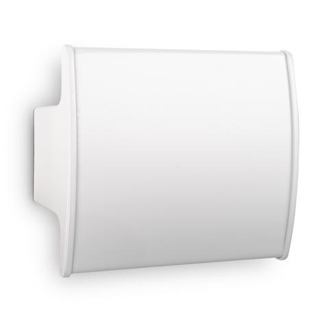 Philips 33609/31/16 - Fali lámpa LEDINO LOGA 2xLED/2,5W fehér