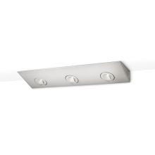 Philips 33801/17/16 - FINESSE LED-es pultmegvilágító 3xHighPower LED/2,5W