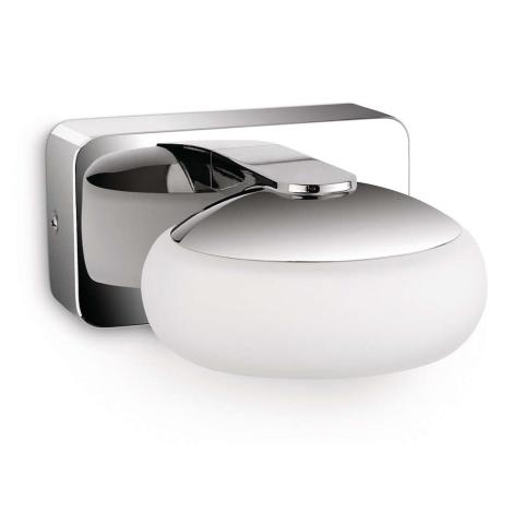 Philips 34046/11/16 - LED fürdőszobai fali lámpa MYBATHROOM SILK 2xLED/2,5W/230V