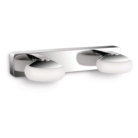 Philips 34047/11/16 - LED fürdőszobai fali lámpa MYBATHROOM SILK 4xLED/2,5W/230V
