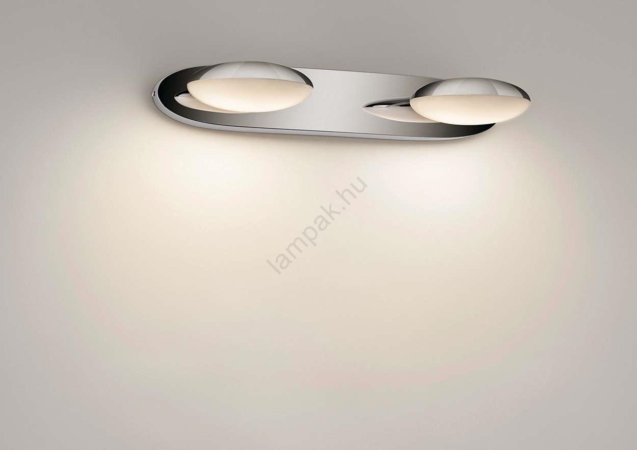 Philips 34050/11/16 - LED fürdőszoba fali lámpa MYBATHROOM HOTSTONE 4xLED/2,5W/230V  lampak.hu