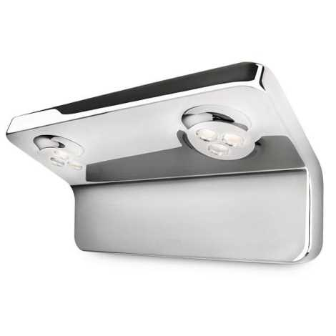 Philips 34213/11/16 - INSTYLE VANITAS LED-es fürdőszobai fali lámpa 2xLED/7,5W/230V