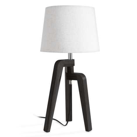 Philips 36038/38/E7 - Asztali lámpa INSTYLE GILBERT 1xE27/40W/230V