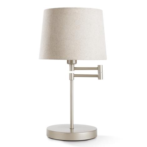 Philips 36132/38/E7 - Asztali lámpa MYLIVING DONNE 1xE27/40W/230V