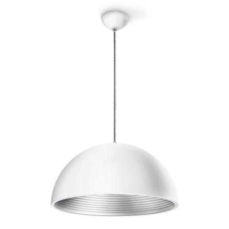 Philips 36167/31/E7 - Mennyezeti függesztékes lámpa INSTYLE BRETON E27/20W/230V