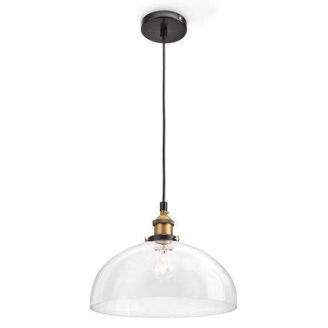 Philips 36237/60/E7 - Mennyezeti függesztékes lámpa MYLIVING MANOR E27/60W/230V