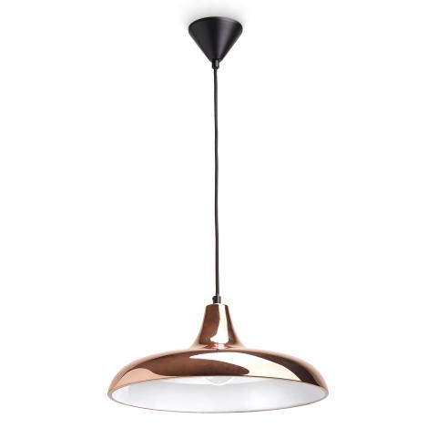 Philips 36539/05/E7 - Mennyezeti függesztékes lámpa MYLIVING SURREY E27/40W/230V
