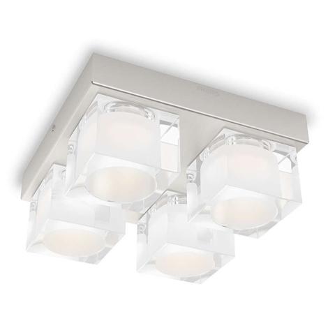 Philips 36761/17/16 - LED mennyezeti lámpa MYLIVING TIBRIS 4xLED/4,5W/230V
