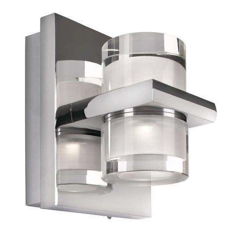Philips 37242/11/13 - LED Fali lámpa INSTYLE DARIUS 2xLED/2W/230V