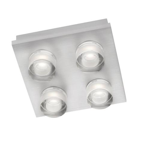 Philips 37245/48/13 - LED Mennyezeti lámpa INSTYLE DARIUS 4xLED/2W/230V