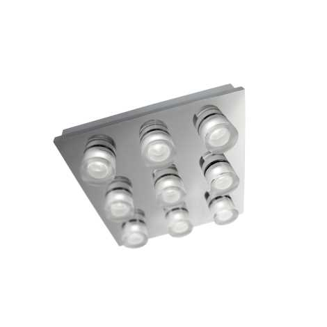 Philips 37246/11/13 - LED Mennyezeti lámpa INSTYLE DARIUS 9xLED/2W/230V