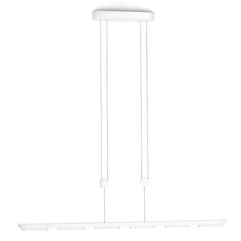 Philips 40877/31/16 - LED Mennyezeti függesztékes lámpa INSTYLE MILE 6xLED/2,5W/230V