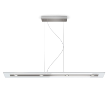 Philips 40926/60/16 - LED Csillár INSTYLE MATRIX 4xLED/4,5W/230V