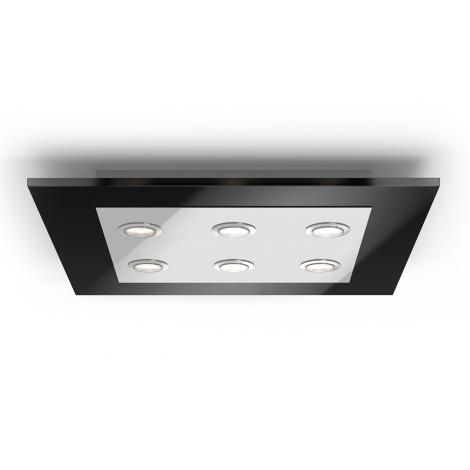 Philips 40927/30/16 - LED Mennyezeti lámpa INSTYLE MATRIX 6xLED/4,5W/230V