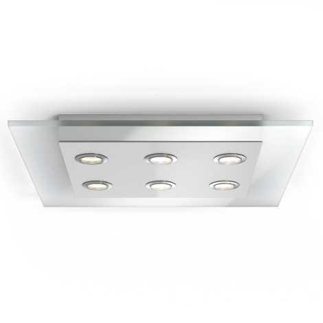 Philips 40927/60/16 - LED Mennyezeti lámpa INSTYLE MATRIX 6xLED/4,5W/230V