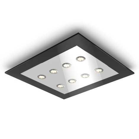 Philips 40929/30/16 - LED Mennyezeti lámpa INSTYLE MATRIX 8xLED/4,5W/230V