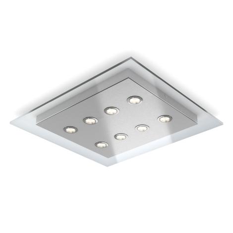 Philips 40929/60/16 - LED Mennyezeti lámpa INSTYLE MATRIX 8xLED/4,5W/230V