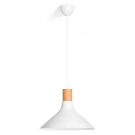 Philips 40954/31/PN - Mennyezeti függesztékes lámpa MYLIVING TUNNEL E27/60W/230V
