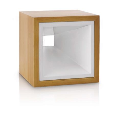 Philips 43268/73/16 - LED asztali lámpa INSTYLE KUBIZ 2xLED/2,5W/230V