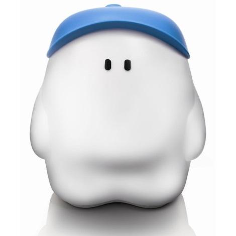 Philips 44503/35/16 - Gyermek  LED lámpa MYKIDSROOM BUDDY HOME 2xHighPower LED/1W/230V kék