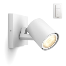 Philips 53090/31/P7 - LED Spotlámpa RUNNER HUE 1xGU10/5,5W/230V