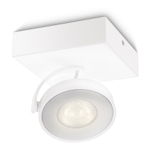 Philips 53170/31/P0 - Spotlámpa MYLIVING CLOCKWORK 1xLED/4,5W/230V