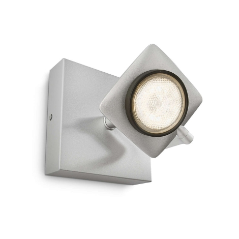 Philips 53190/48/16 - LED Spotlámpa MYLIVING MILLENNIUM 1xLED/4W/230V