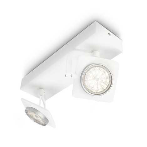 Philips 53192/31/16 - LED Spotlámpa MILLENNIUM 2xLED/4W/230V
