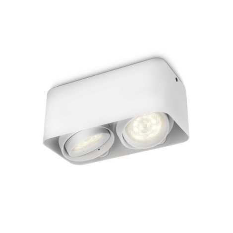 Philips 53202/31/16 - LED Spotlámpa AFZELIA 2xLED/3W/230V