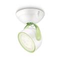 Philips 53230/33/16 - LED lámpa MYLIVING DYNA 1xLED/3W/230V zöld