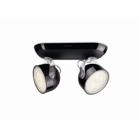 Philips 53232/30/16 - LED Spotlámpa DYNA 2xLED/3W/230V