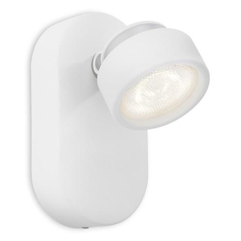 Philips 53270/31/16 - LED spotlámpa RIMUS 1xLED/3W/230V