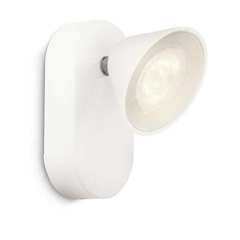 Philips 53280/31/16 - LED spotlámpa TWEED 1xLED/3W/230V