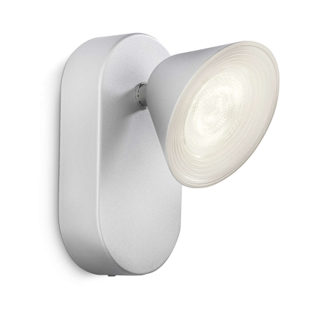 Philips 53280/48/16 - LED spotlámpa TWEED 1xLED/3W/230V