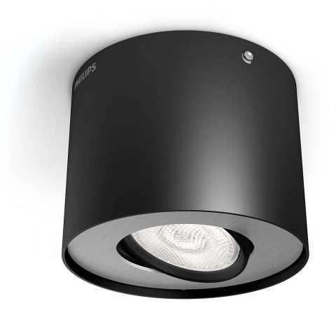 Philips 53300/30/16 - LED spotlámpa PHASE 1xLED/4,5W/230V