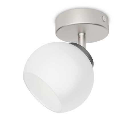 Philips 53320/17/16 - LED spotlámpa BALLA 1xLED/4W/230V