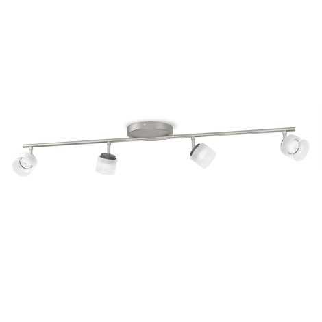 Philips 53334/17/16 - LED spotlámpa FREMONT 4xLED/4W/230V