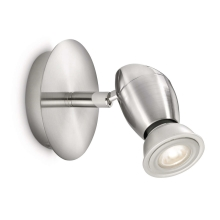Philips 55690/17/16 - LED spotlámpa MYLIVING CHESTNUT 1xGU10/4W/230V