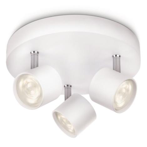 Philips 56243/31/16 - LED spotlámpa MYLIVING STAR 3xLED/4W/230V