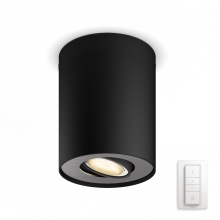 Philips 56330/30/P7 - LED Spotlámpa PILLAR HUE 1xGU10/5,5W/230V